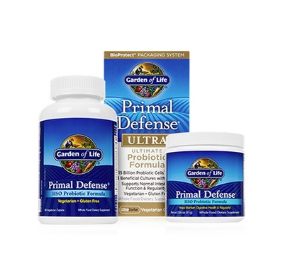 primal defense powder and caplets
