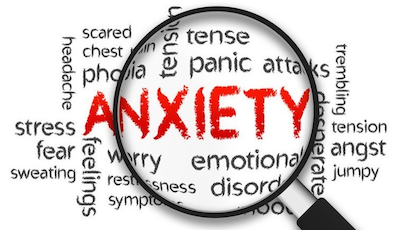 about anxiety
