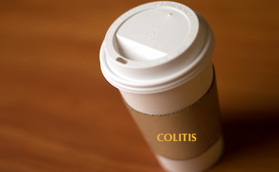 colitis coffee cup