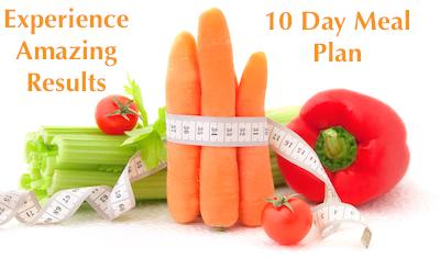 weight loss program meals