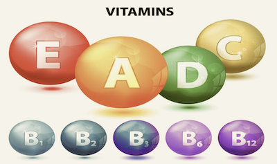 List of Essential Vitamins