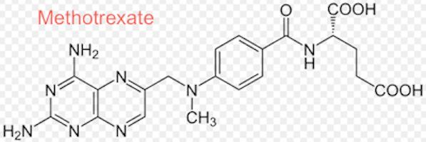 Methotrexate Anticancer Drug