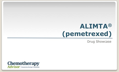 Alimta (Pemetrexed) – Oncology Drug