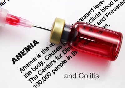 Anemia and Colitis Relation