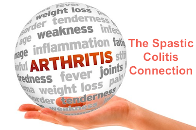 arthritis cause spastic colitis