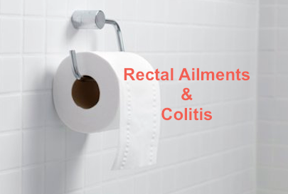 Rectal Bleeding Colitis
