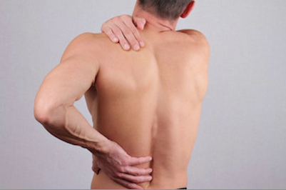 Aching Back Colitis Pain