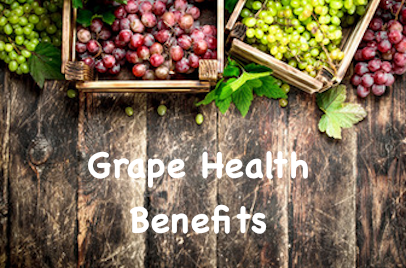 Grape Health Benefits