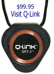 qlink emf protection pendant